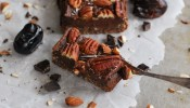 Pecan pie bar //Baka Sockerfritt